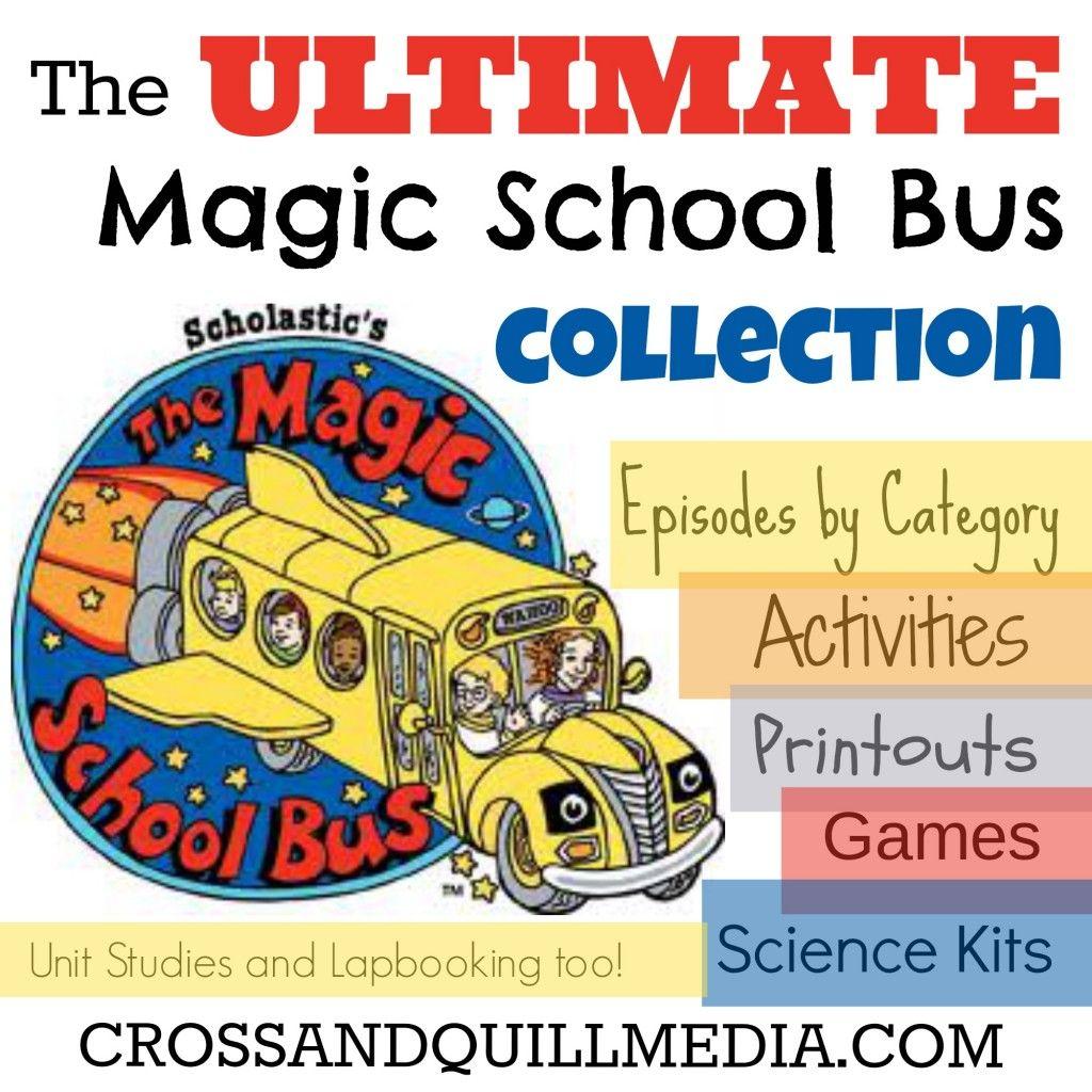 Magic School Bus Gets Planted Worksheet
