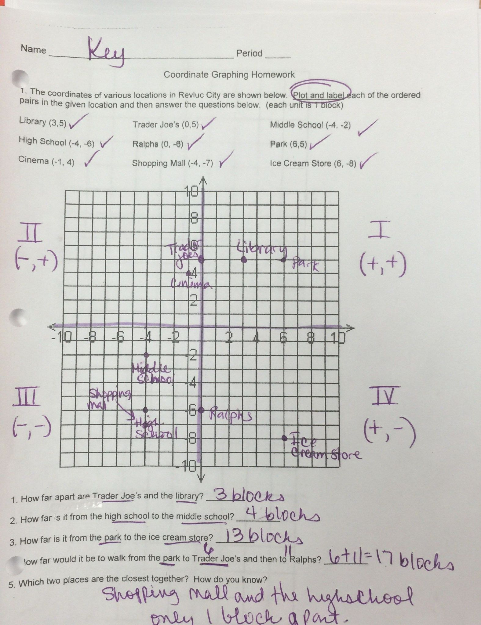 Measures Of Central Tendency Worksheet With Answers