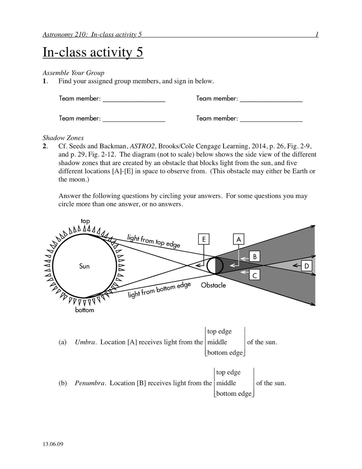 Momentum And Impulse Worksheet Key