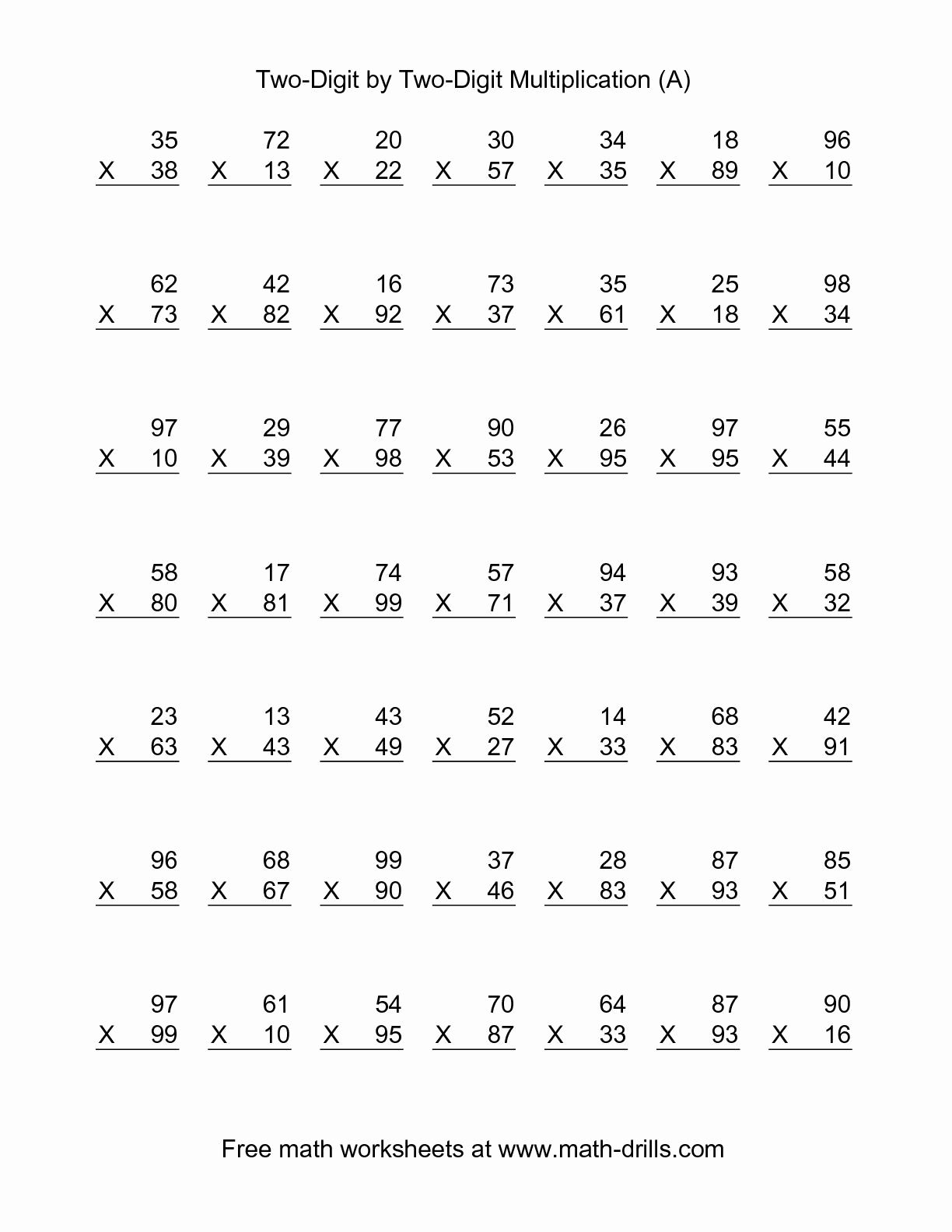 Multiplying Fractions And Mixed Numbers Worksheet