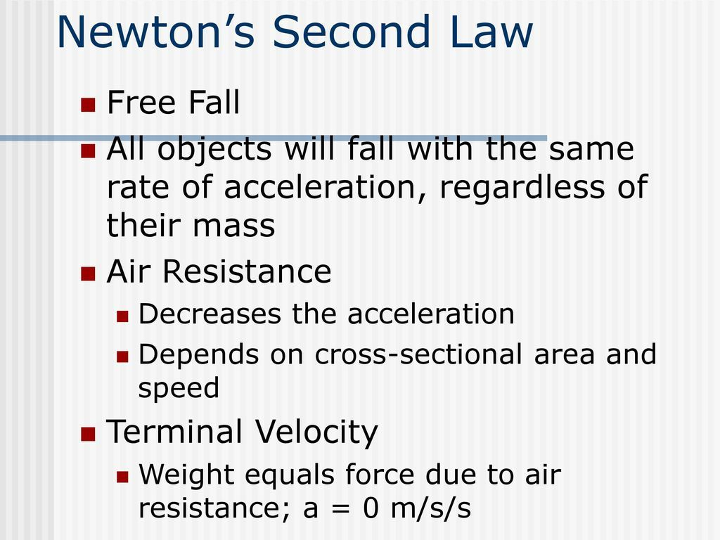 Newton S Second Law Of Motion Worksheet Answers Physics