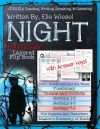 Night by elie wiesel novel study literature guide flip book High School Pinterest