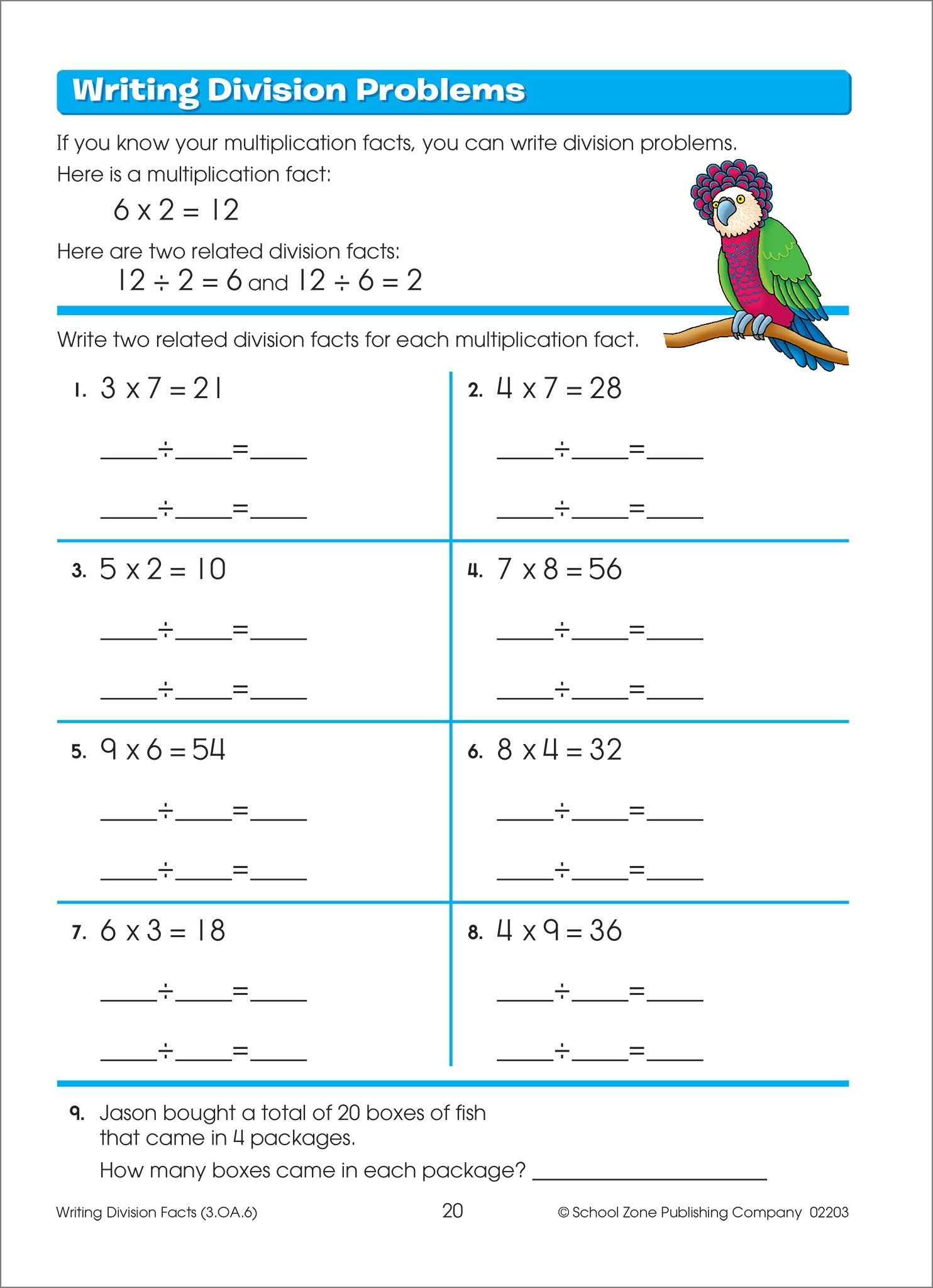 Number And Operations In Base Ten Grade 4 Worksheets