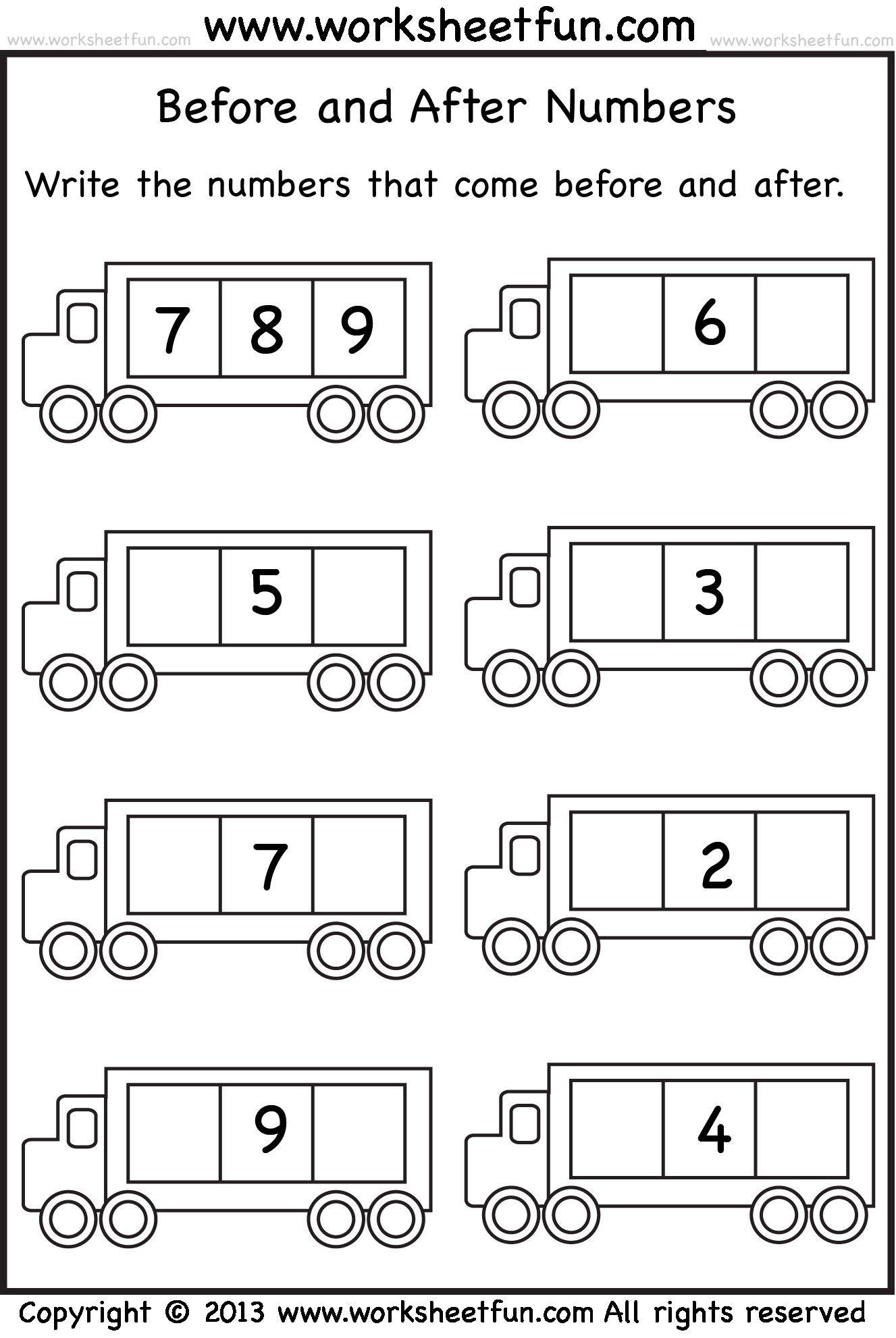 Number Patterns Worksheets 3rd Grade