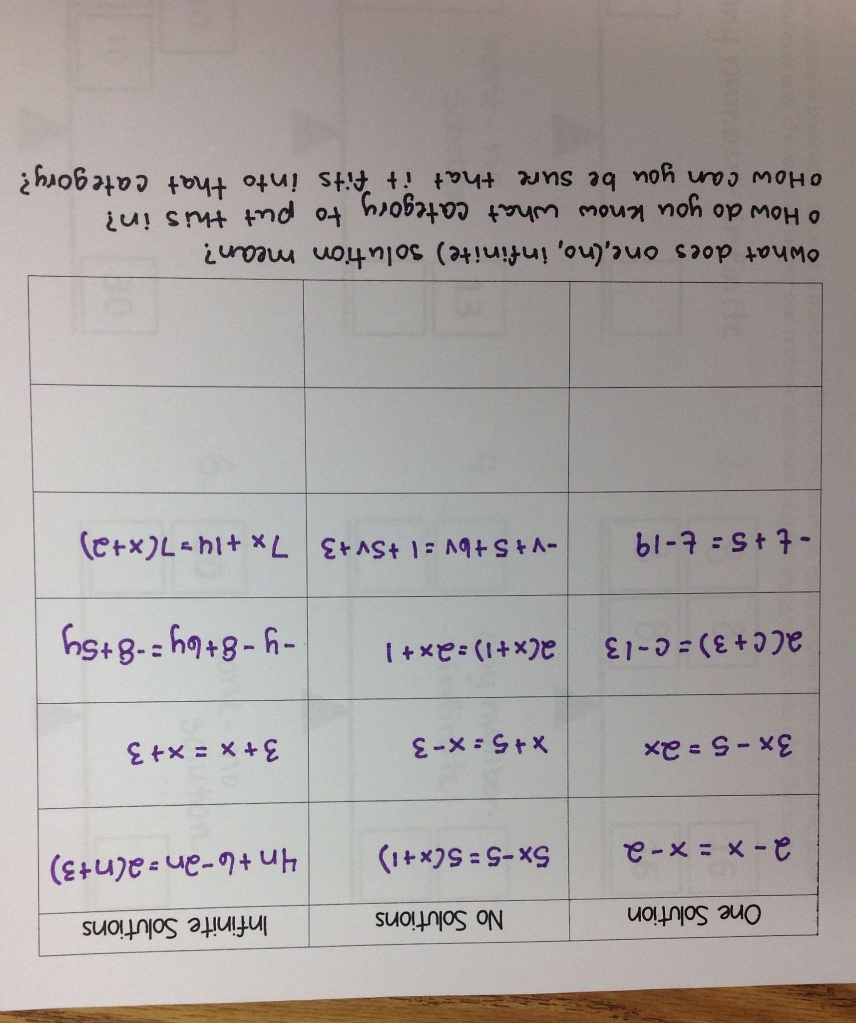 Proportional Reasoning Worksheet
