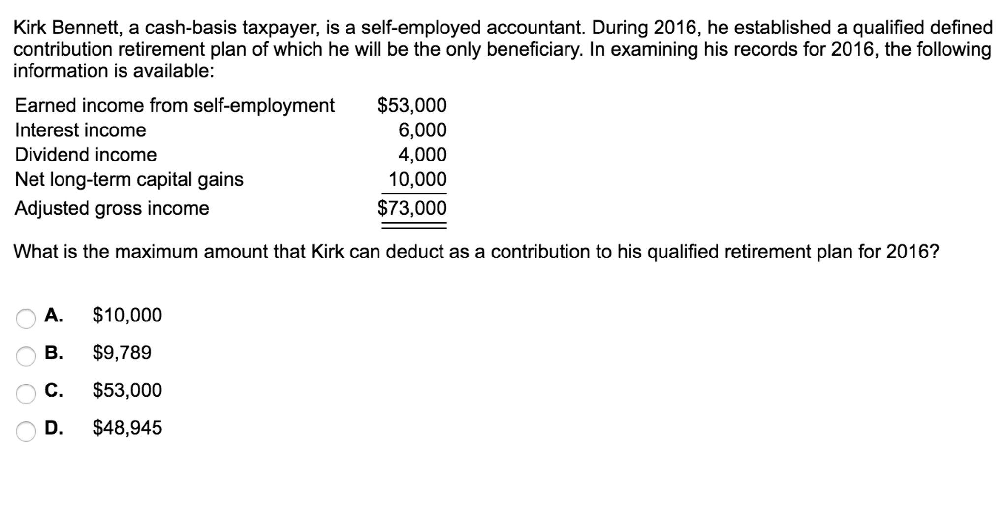 35 Qualified Dividends And Capital Gain Tax Worksheet