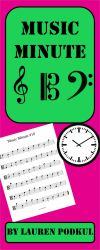 Note Reading Practice Treble Alto Bass Music Minute Middle Graphing Practice Worksheet