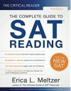 The Critical Reader 3rd Edition The plete Guide to SAT Reading