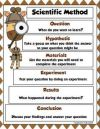 Free Scientific Method and recording sheet for your next science experiment Science Fair Projects Science