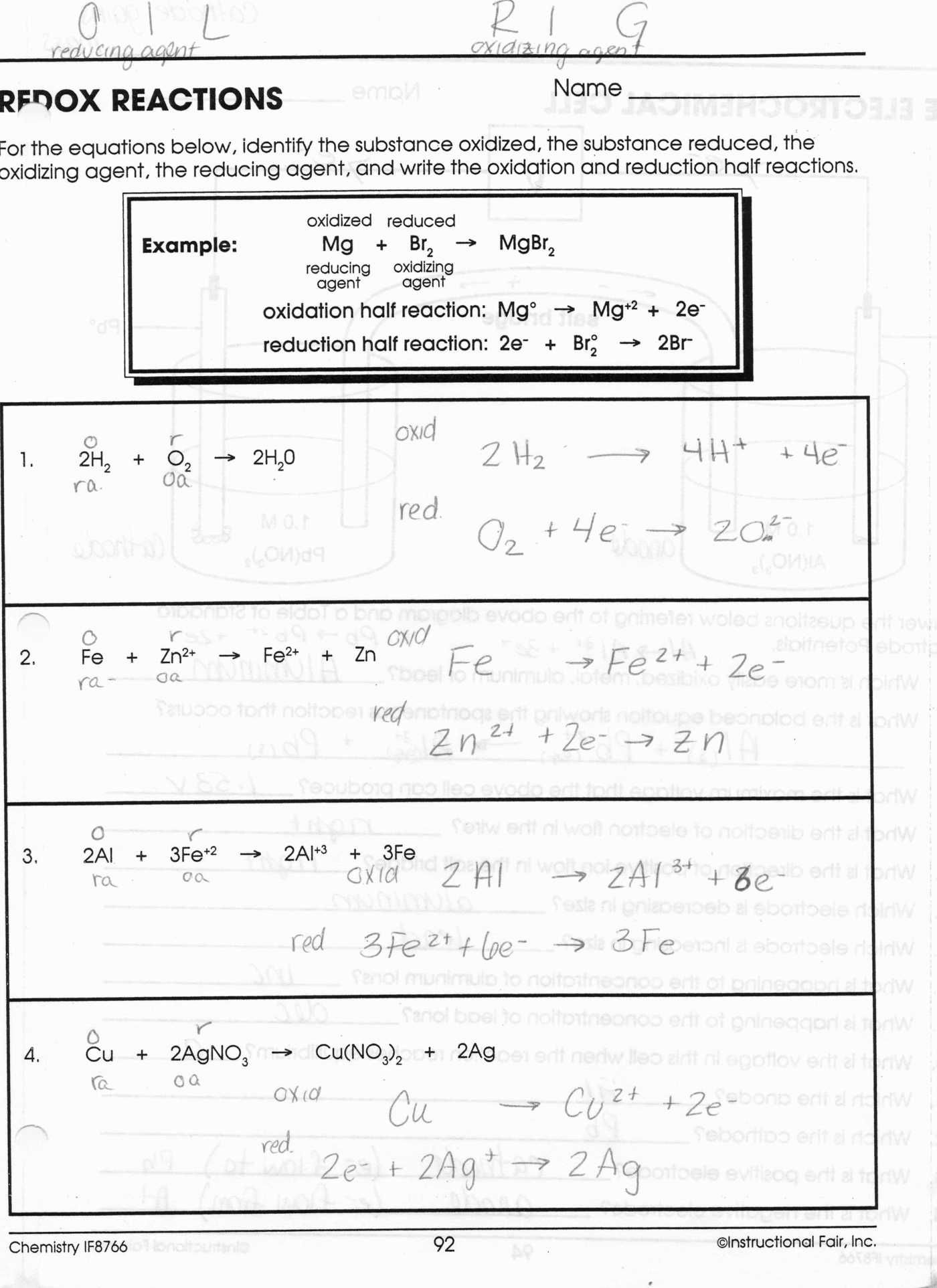 Bonding Basics Worksheet Answers