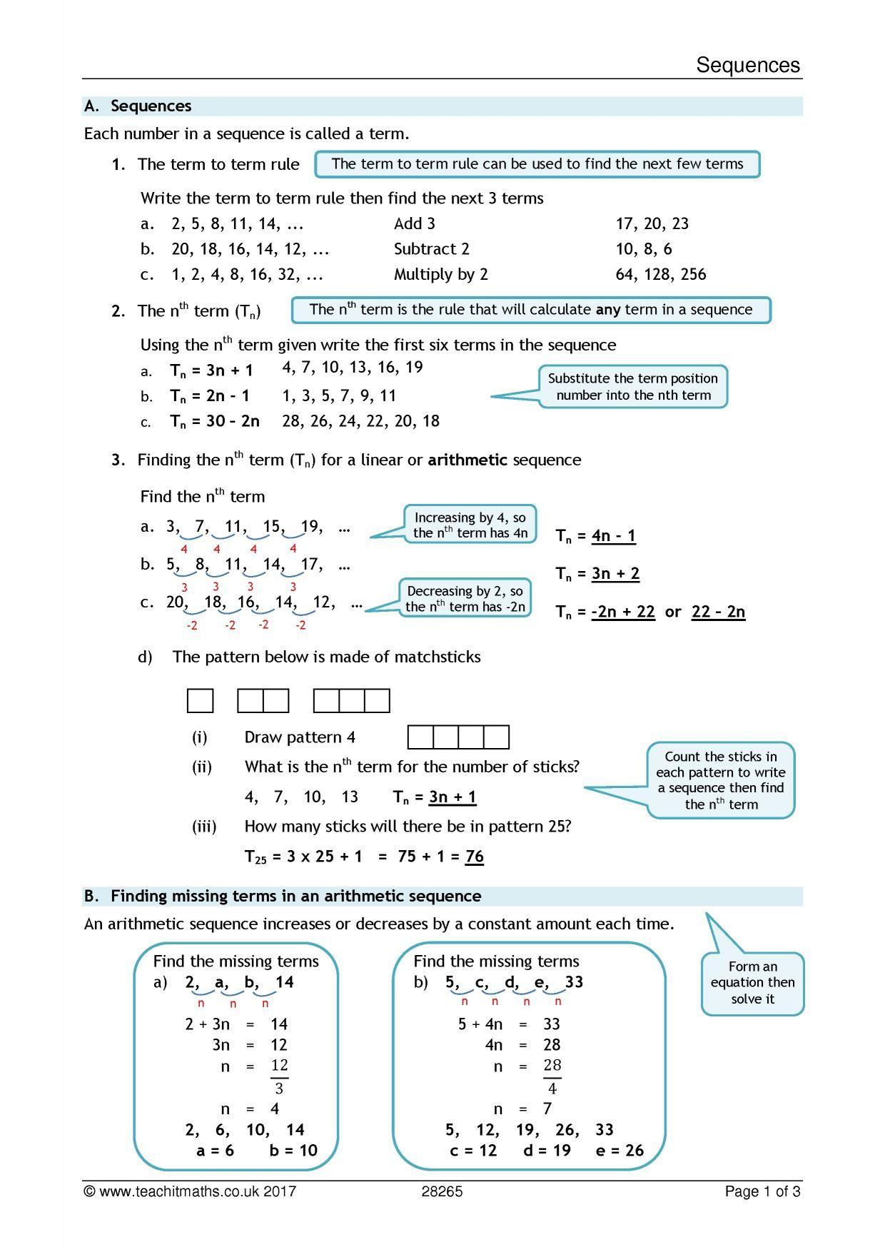 Sequencing Worksheets For Kindergarten