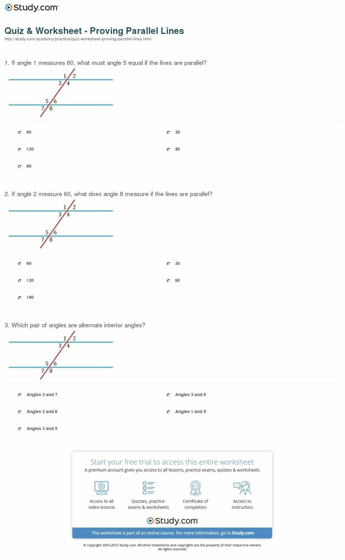 Similar And Congruent Figures Worksheet