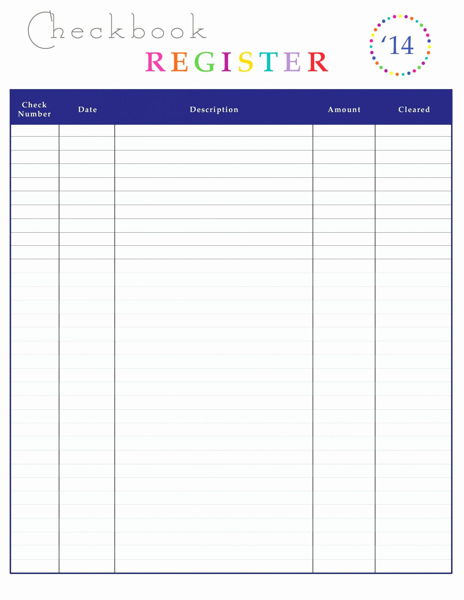 Snowball Worksheet Dave Ramsey