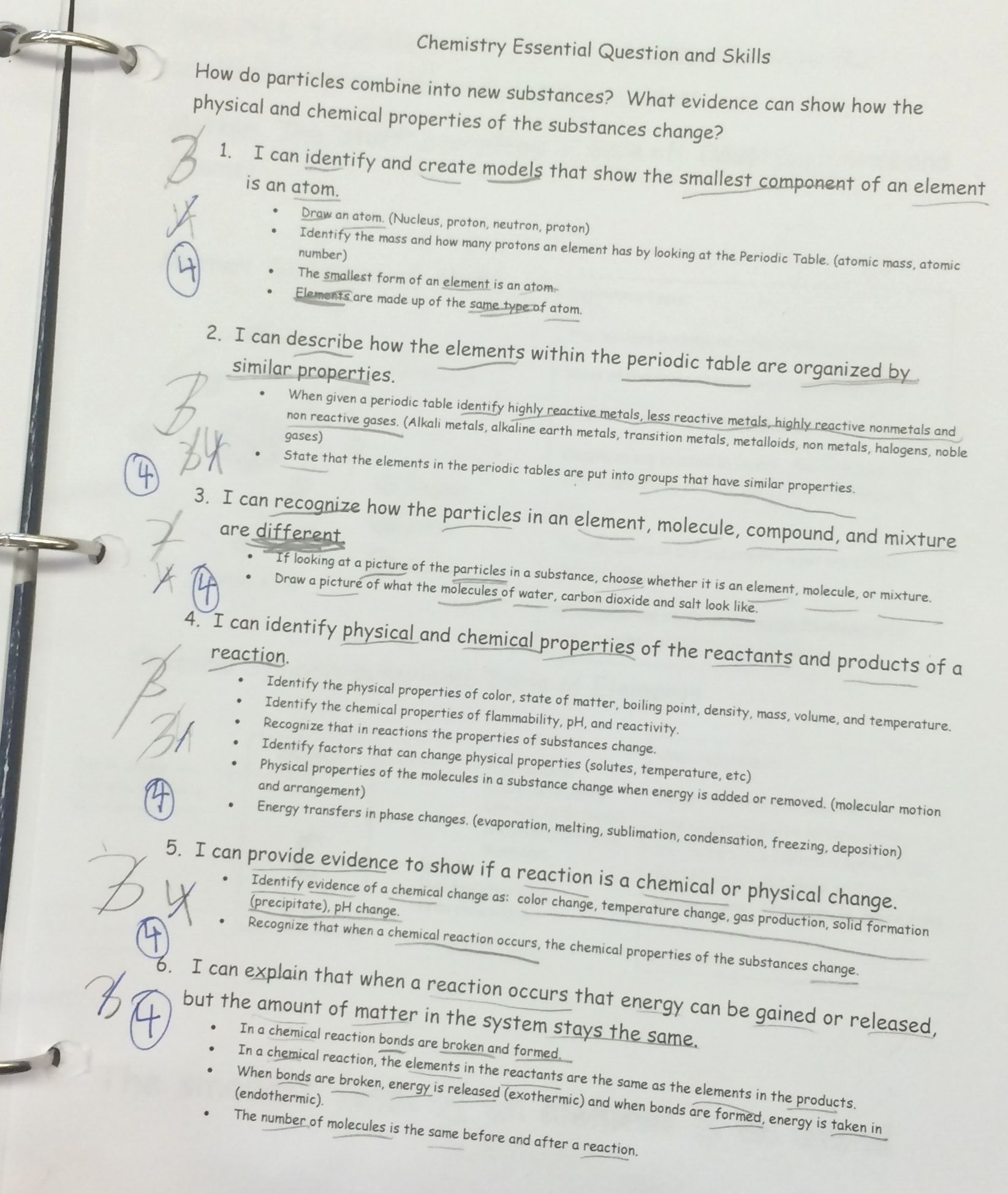 Soil Formation Worksheet Answers