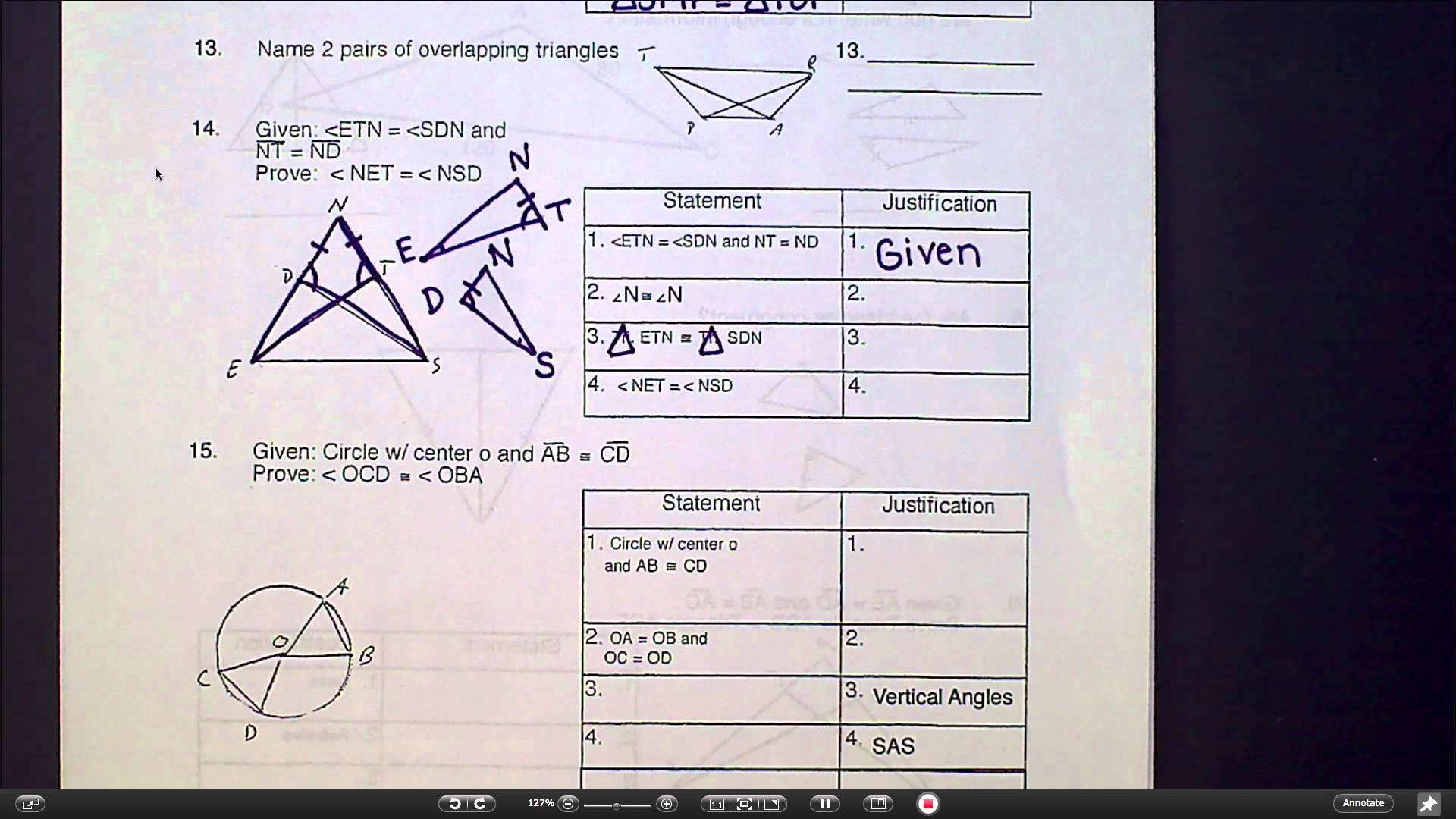 Solving Right Triangles Worksheet