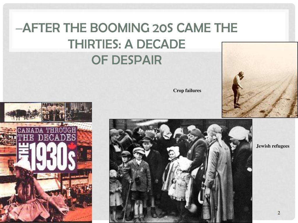 The Great Depression Worksheet Answer Key