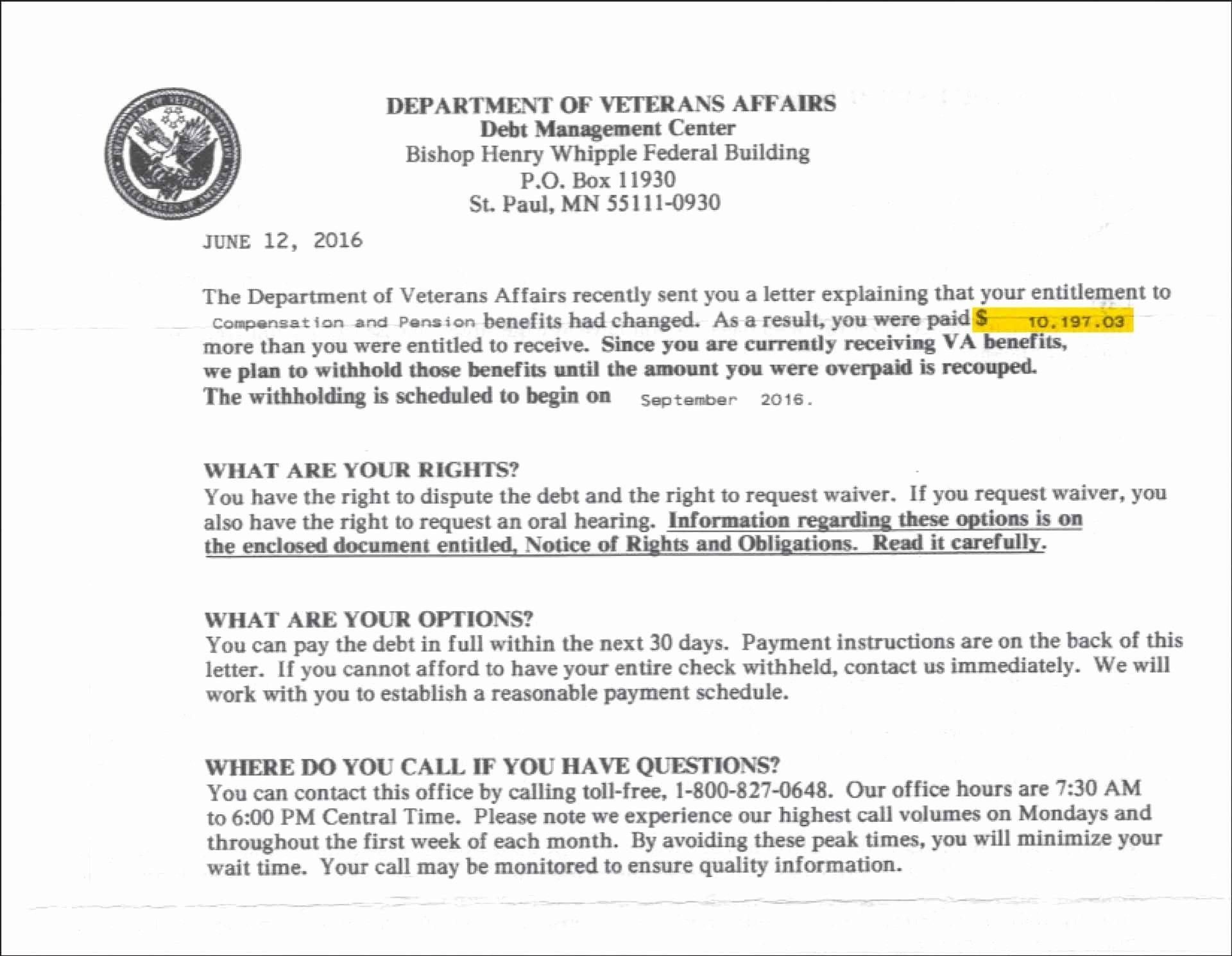 va entitlement worksheet and va disability pensation award letter unique od network of va entitlement worksheet