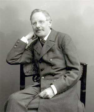 Fotografie Peter Rosegger (ca. 1900 - WikiCommons)