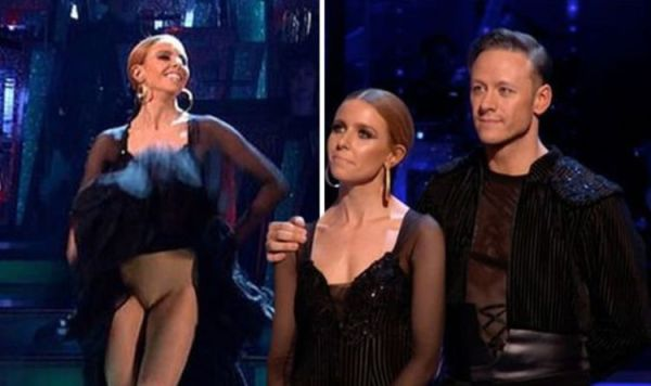 Stacey Dooley: Strictly Come Dancing star spills 'KNICKER ...