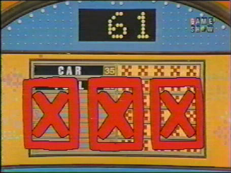 Family Feud - 3 Strikes