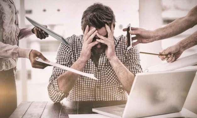 Stress au travail : faites descendre la pression !