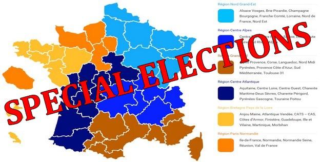 Découvrez les résultats des élections dans 3 autres Caisses Régionales !