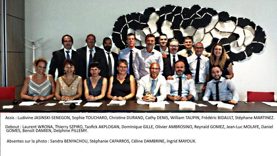 Vos Elus SNECA Brie Picardie présents dans les Commissions du CSE