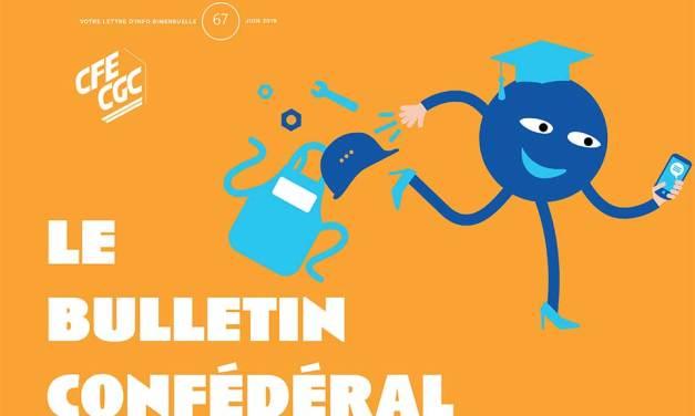 Bulletin confédéral n°67