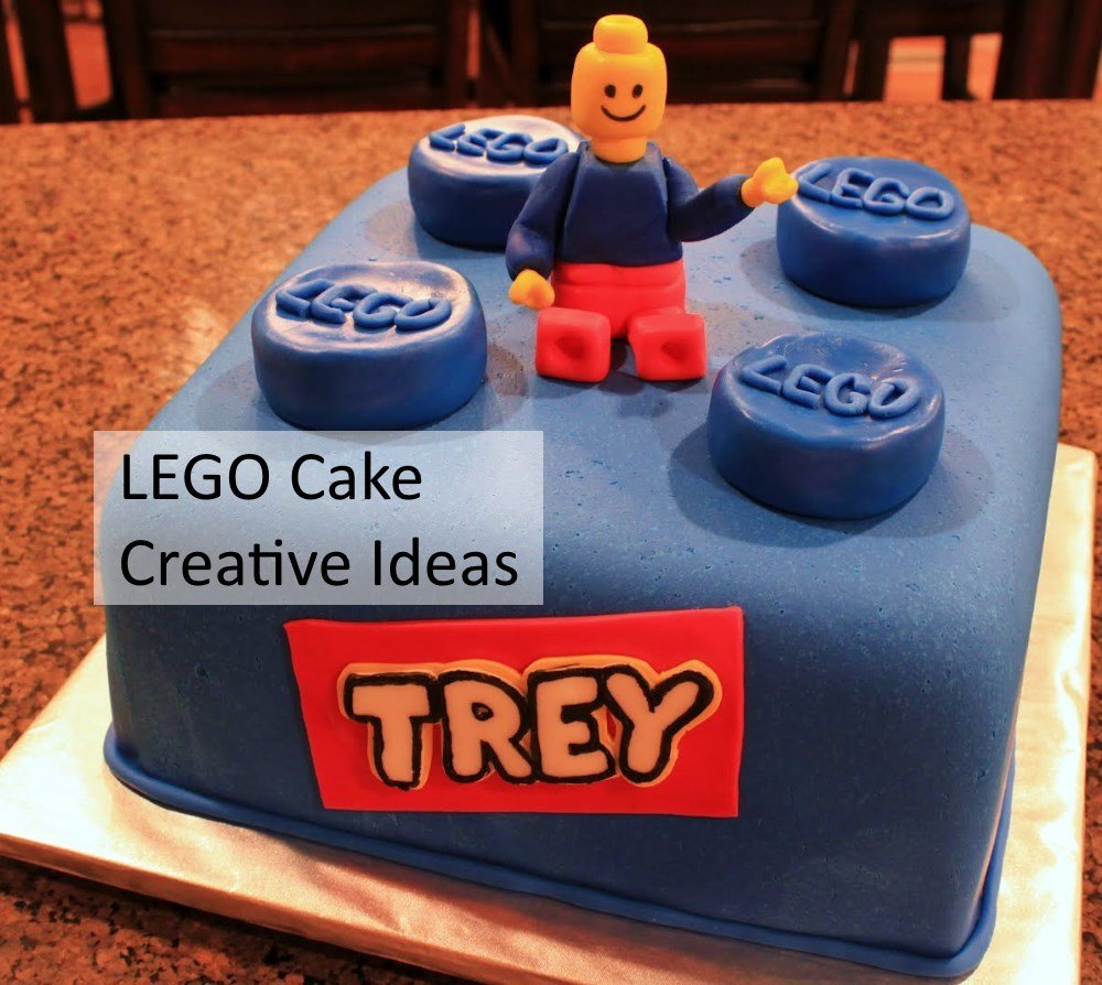 Lego Cake Ideas Special Briff
