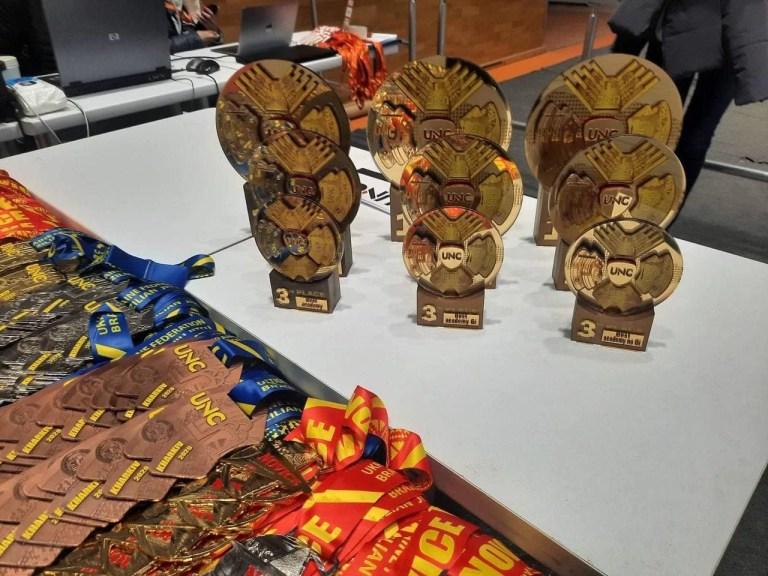 Чемпионат украины по бразильскому Джиу-Джитсу