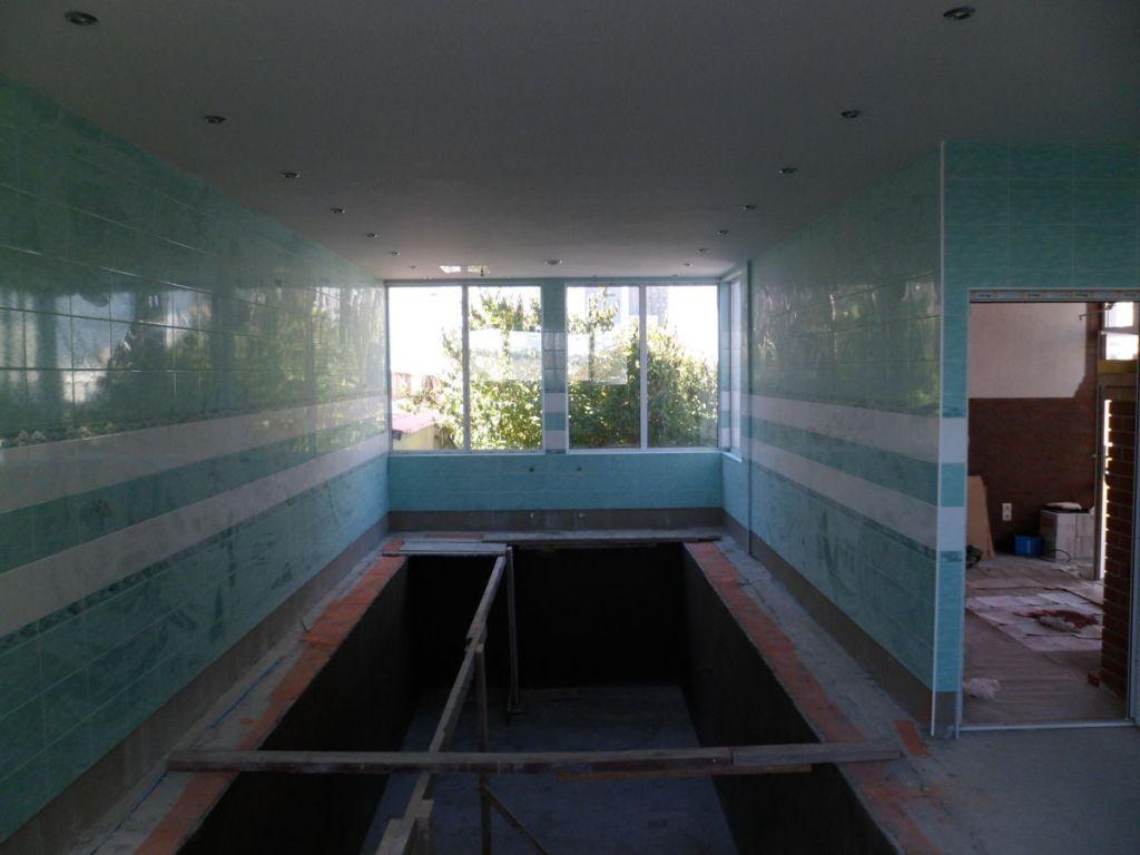Строительство крытых бассейнов в Крыму