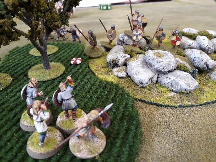 The Raid on Owain the Cantankerous