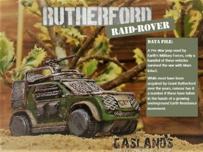 Gaslands – Pimp your ride !