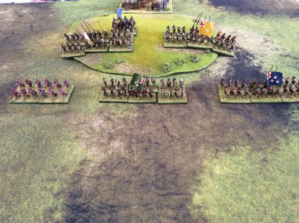 The Second Battle of Linton