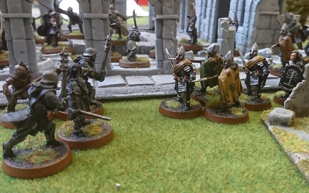 The Siege of Osgiliath