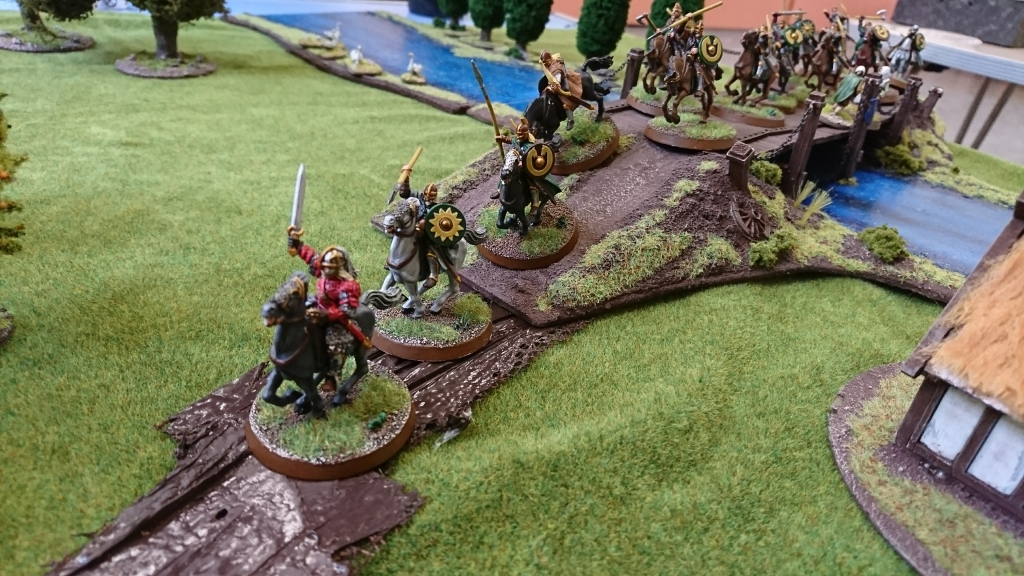 Raid on Rohan