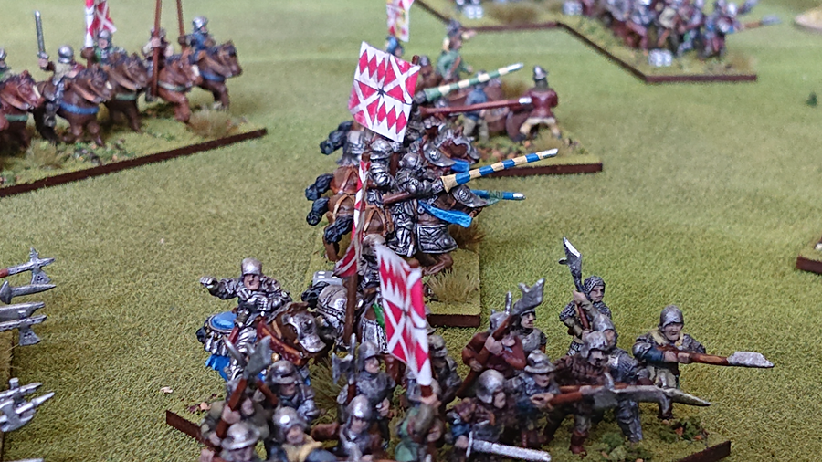 War of the Roses Battle – Neville Takes the Field