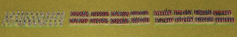 Painting 6mm Romans