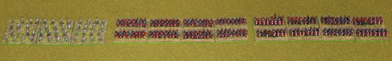Painting 6mm Romans