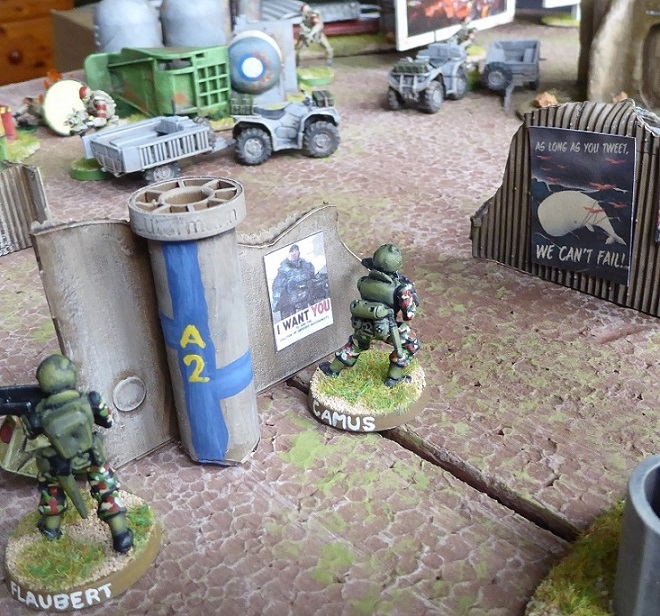 BLACK OPS – Battle Report