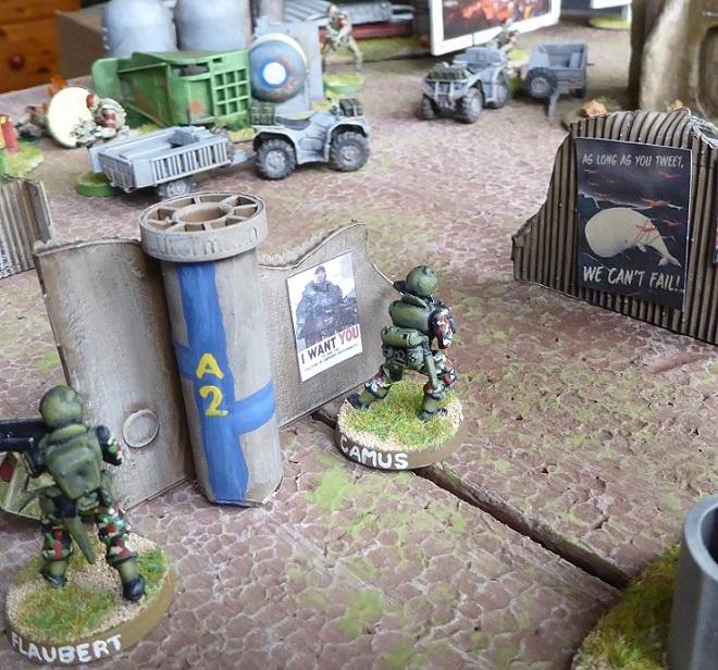BLACK OPS – Battle Report