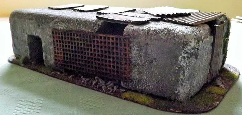 picture of a bunker