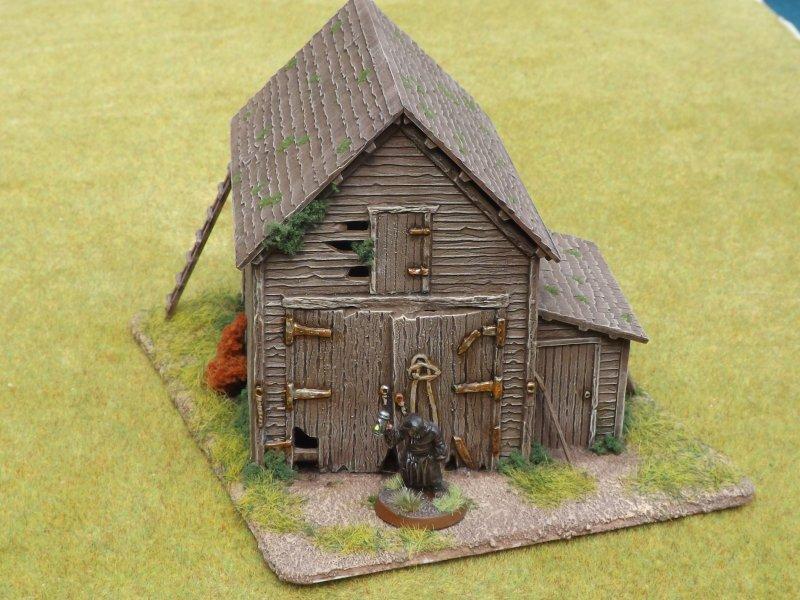 Renedra Ramshackle Barn