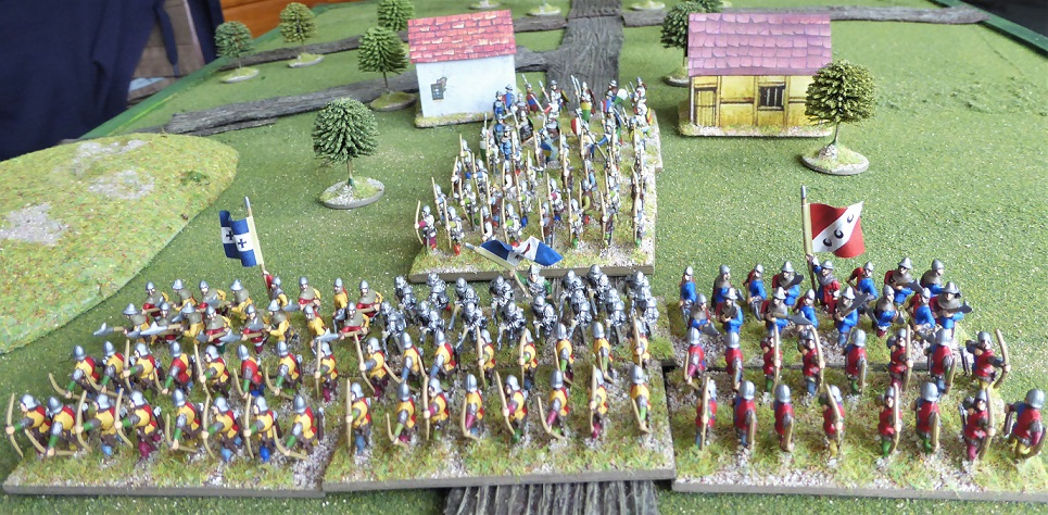 The Second Battle of St Albans – 17 February 1461