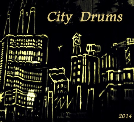 City Drums - Mix tape - Brigande