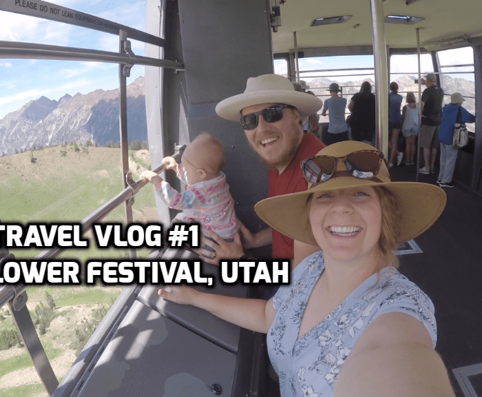 Travel Vlog #1 – Wildflower Festival, Utah