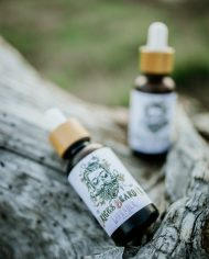 Lavender scented beard oil