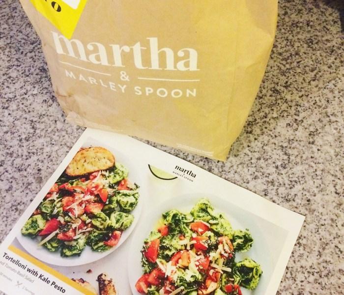 Cooking Like Martha Stewart For A Week