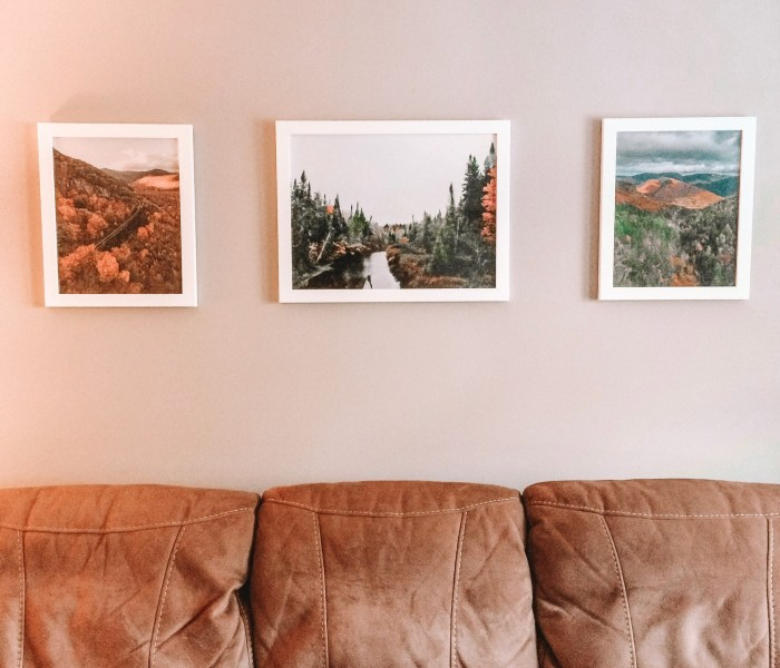 New Year, New Decor With Frame It Easy