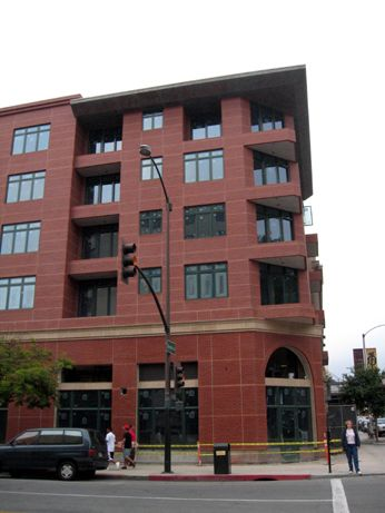 BLD has leased the corner space at Raymond Ave. and Holly St. in Old Pasadena